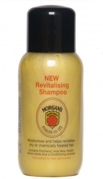 Morgan's Pomade Revitalising Shampoo