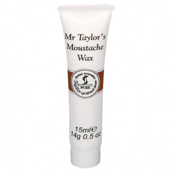Mr Taylor's Moustache Wax