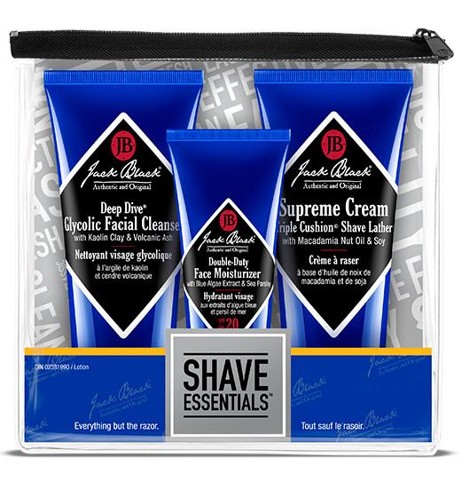 Jack Black Shave Essentials