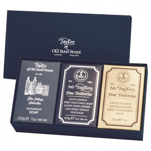 Gentleman's Soap Set