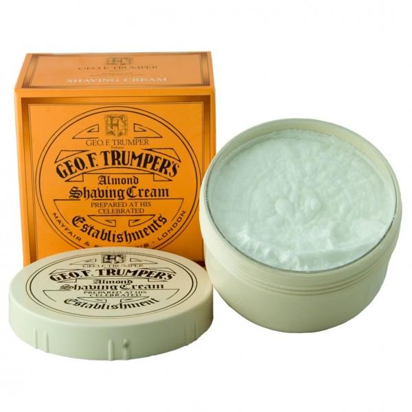 Almond Oil Soft Shaving Cream Bowl