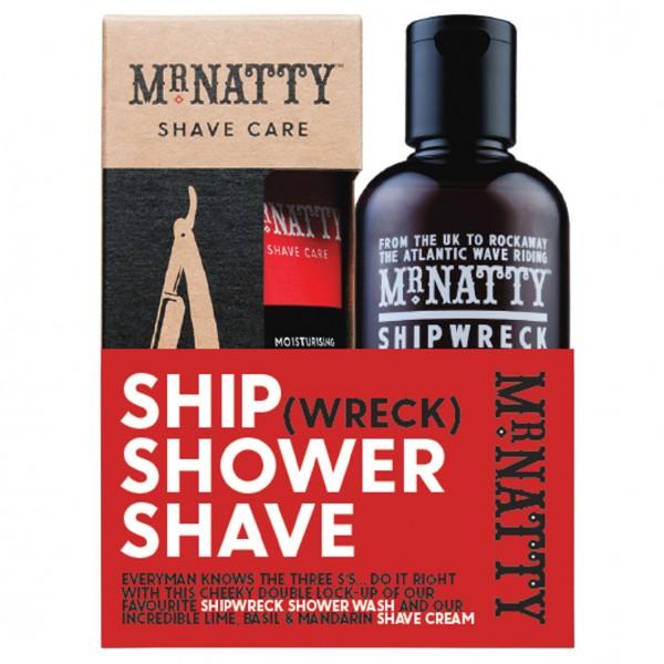 Ship Shower Shave Set