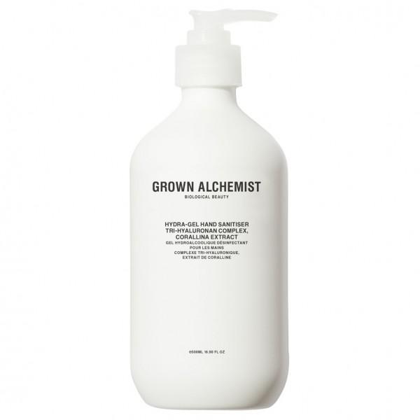 Hydra-Gel Hand Sanitiser: Tri- Hyaluronan Complex & Corallina Extract 500 ml