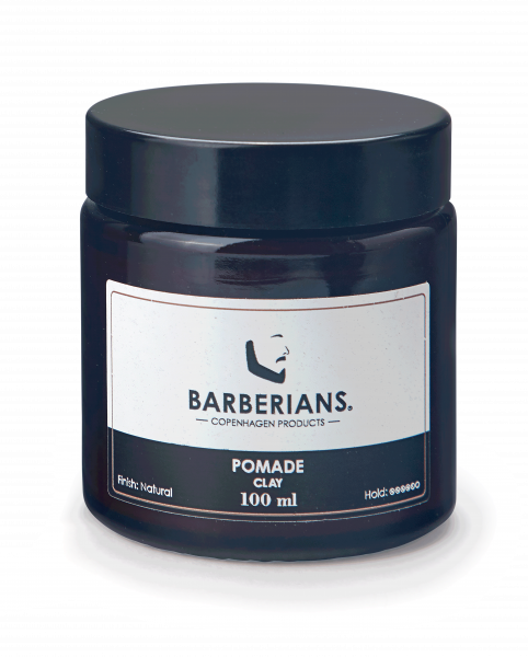 Pomade Clay Hairstyling