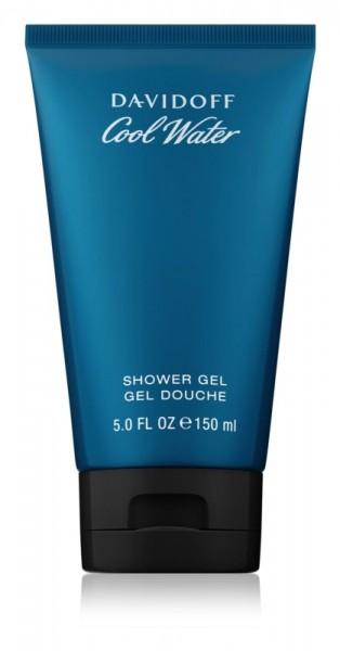Cool Water Man Shower Gel 150ml