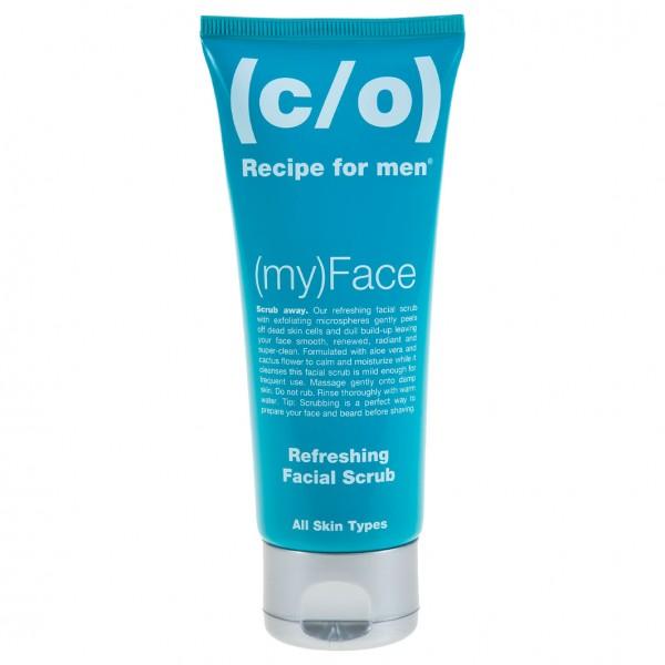 Refreshing Facial Scrub