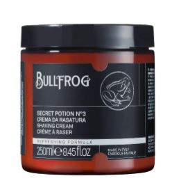 Bullfrog Secret Potion No 3 Shaving Cream