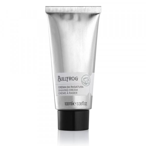Shaving Cream In der Tube Für eine gründliche, saubere, wohlriechende und pflegende Rasur