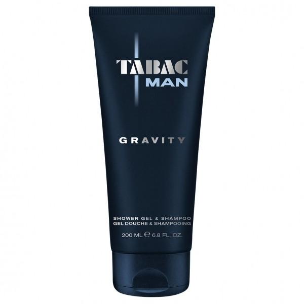 Man Gravity Showergel & Shampoo 200ml