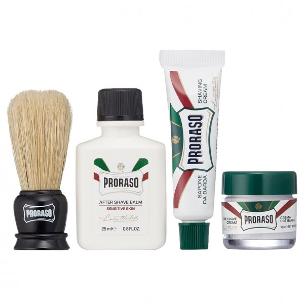 Shave Travel Kit