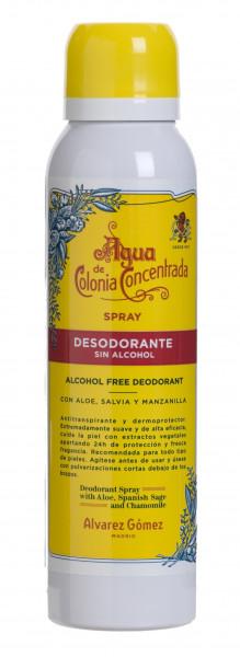 Deodorant Spray - Alkoholfrei