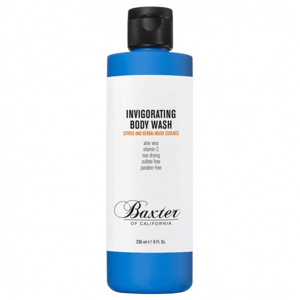 Invigorating Body Wash Citrus and Herbal-Musk Essence