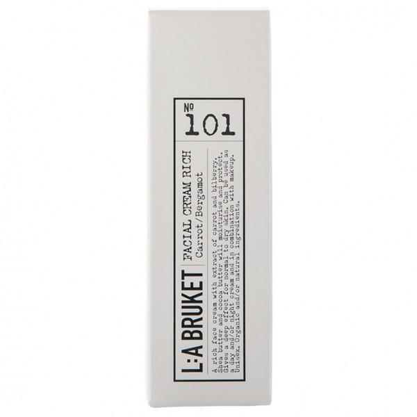 No. 101 Facial Cream Rich Carrot/Bergamot 50 ml