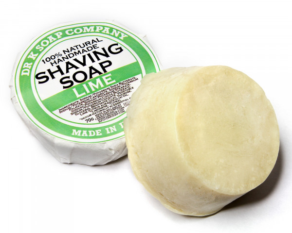 Shaving Soap Lime