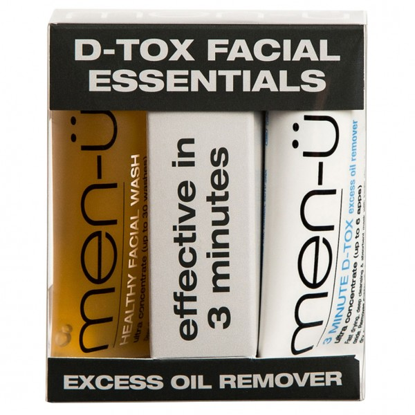 D-Tox Facial Essentials