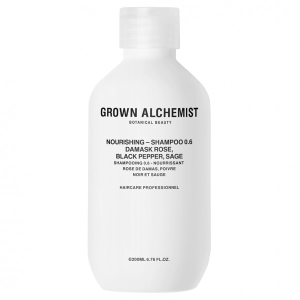 Nourishing Shampoo 0.6 200 ml