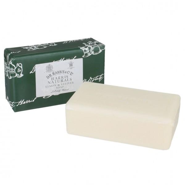 Harris Naturals - Lemon & Vetiver Soap