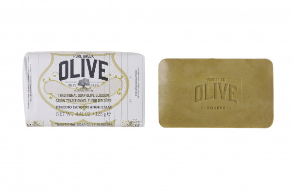 Olive & Olive Blossom Soap