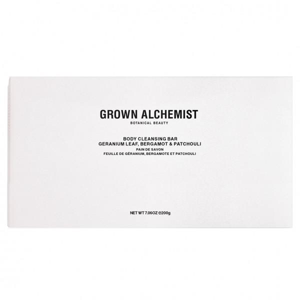 Body Cleansing Bar Geranium Leaf, Bergamot & Patchouli