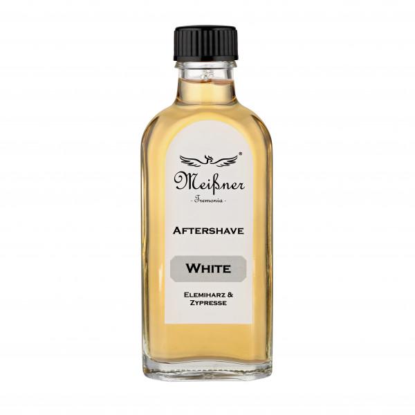 Aftershave White Elemiharz & Zypresse