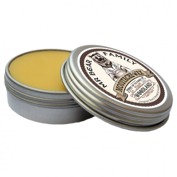 Moustache Wax Woodland