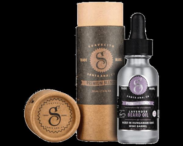 Premium Blends Lavender Beard Oil