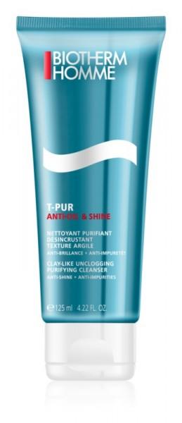 T-Pur Anti Oil & Shine Cleanser 125ml