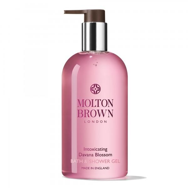 Intoxicating Davana Blossom Bath & Shower Gel