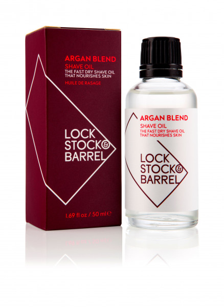 Argan Shave Oil