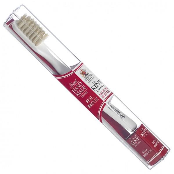 Handgefertigte Zahnbürste Medium