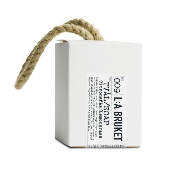 No. 009 Rope Soap Lemongrass