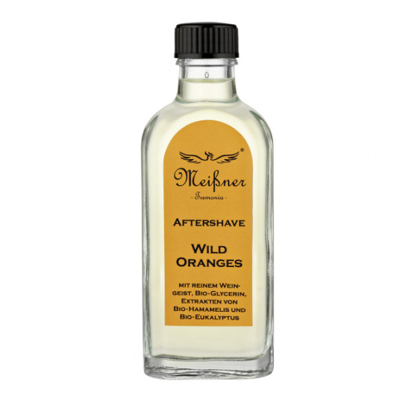 Aftershave Wild Oranges
