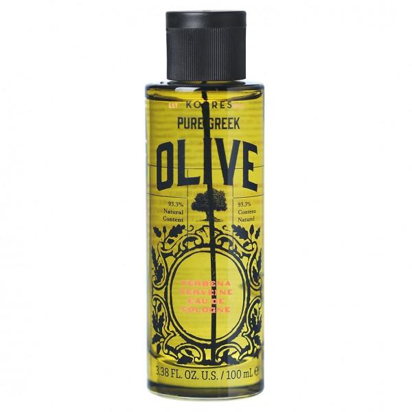 Olive & Verbena Eau de Cologne