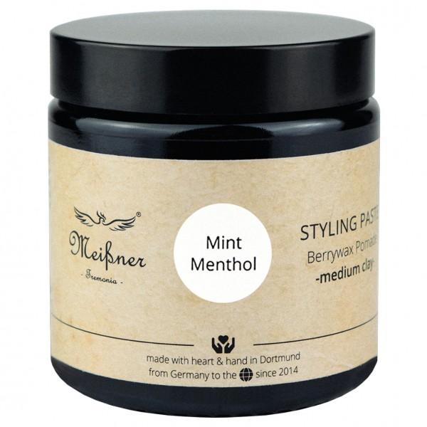 Stylingpaste medium clay Mint Menthol