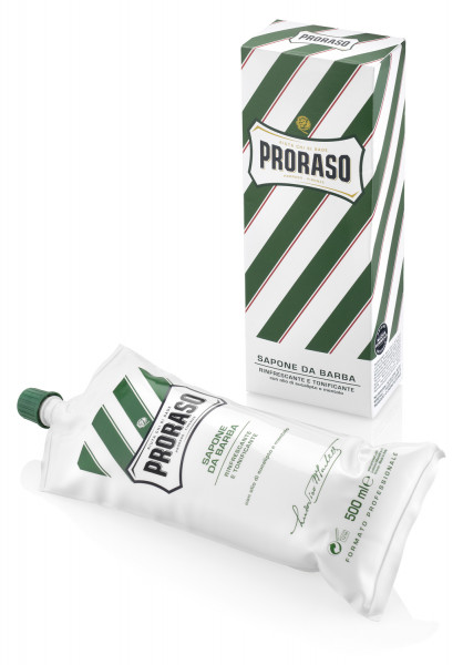 Proraso Professional Rasiercreme Refresh Eukalyptus