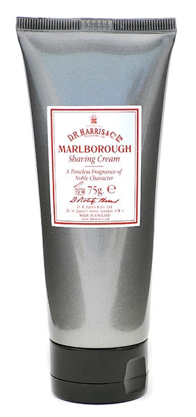 Marlborough Shaving Cream Tube