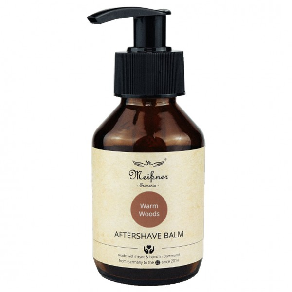 Aftershave Balm Warm Woods