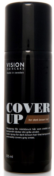 Cover Up for dark brown hair vision haircare