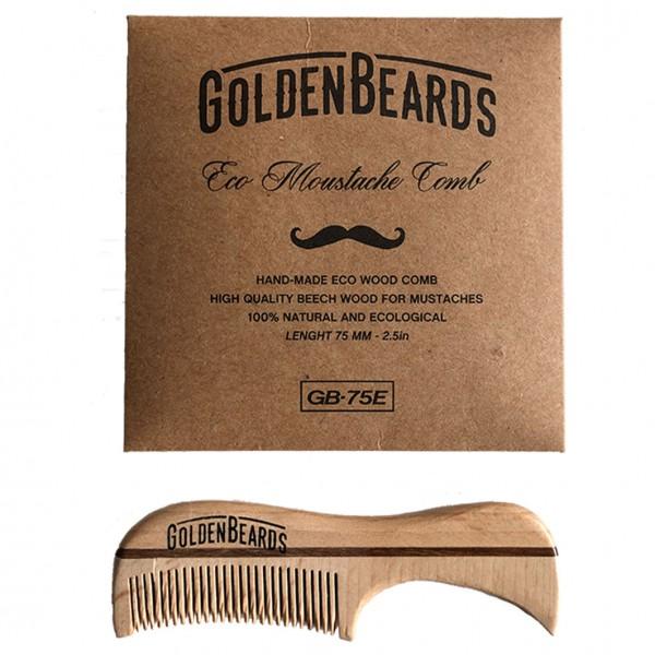 Eco Moustache Comb
