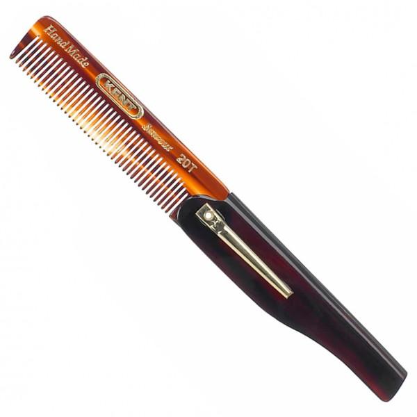 Gentlemen's Folding Pocket Comb-