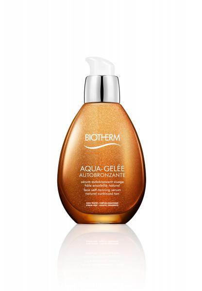 Biotherm Aqua Gelee Aotobronzant -Selbstbräunungs Serum für das Gesicht 50 ml