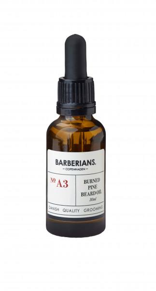 Beard Oil Burned Pine Bartöl Pflege