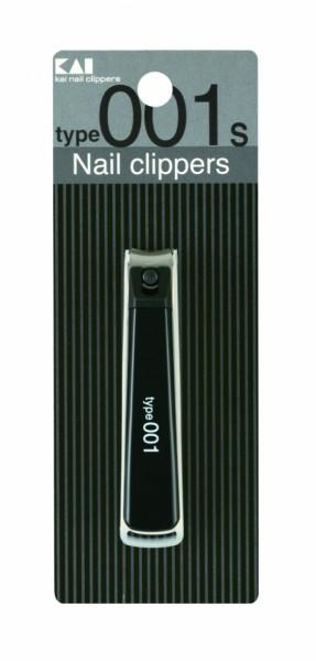 Nagelknipser Type 001S Schwarz