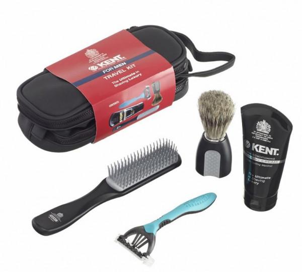 Big Wet Shaving Brush Set