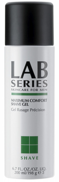 Maximum Comfort Shave Gel