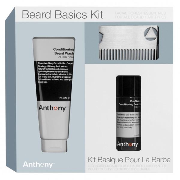 Beard Basics Kit