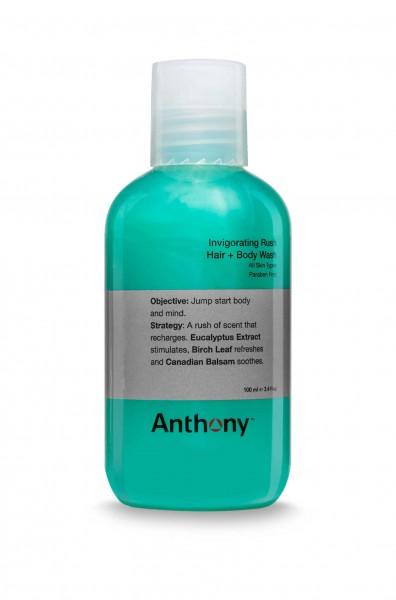 Invigorating Rush Hair & Body Wash 100 ml
