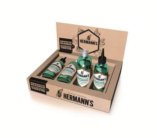 Shampoo & Tonic Set Hermann's