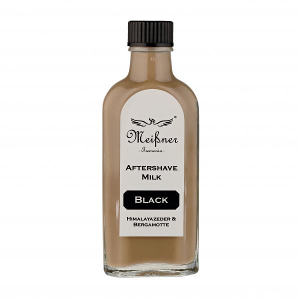Aftershave Milk Black Himalayazeder & Bergamotte