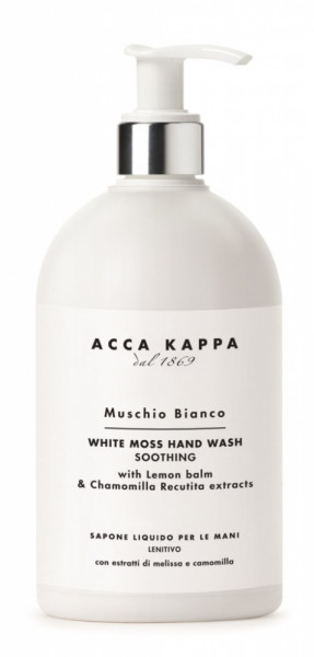 Muschio Bianco Hand Wash 300ml